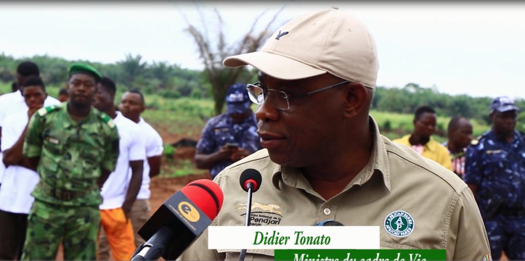 Journée nationale de l'arbre au Bénin